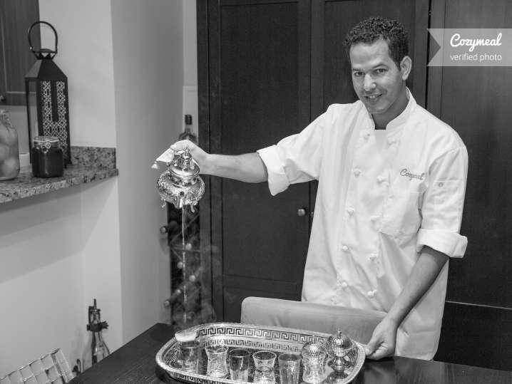 Chef Hassan