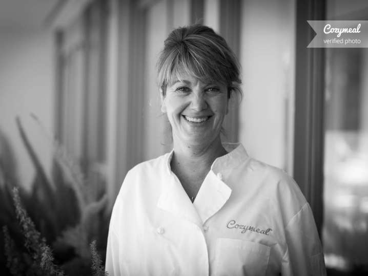 Chef Lisa Portrait