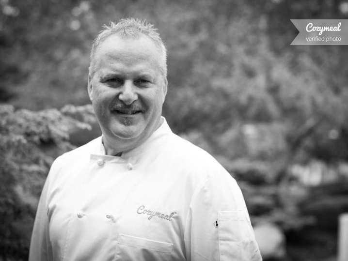 Portrait of Chef Dave