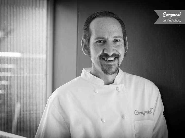 Portrait of Chef Joseph