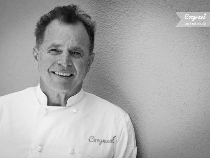 Portrait of Chef Pierre