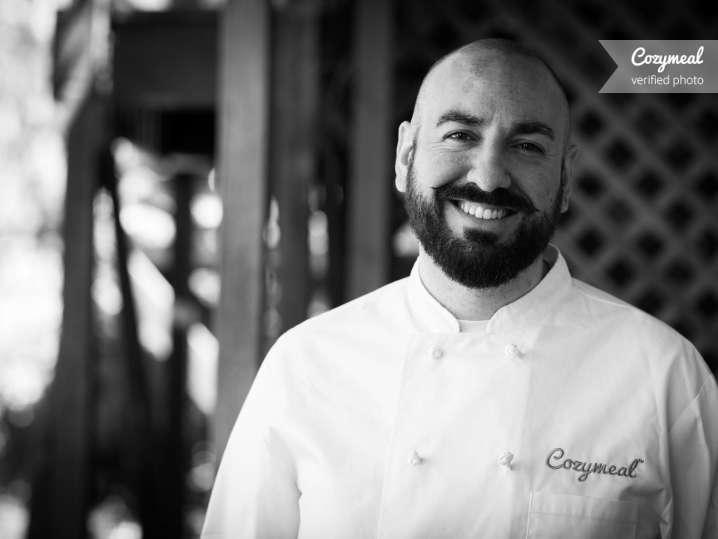 Portrait of Chef Ryan