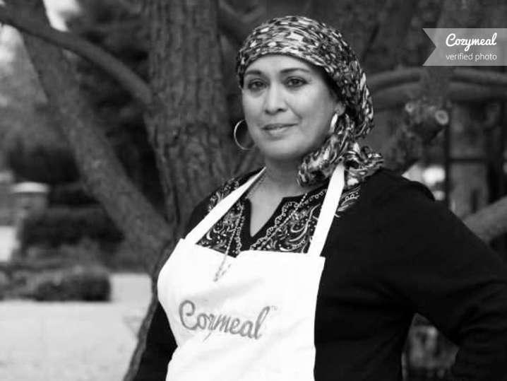 Portrait of Chef Sara