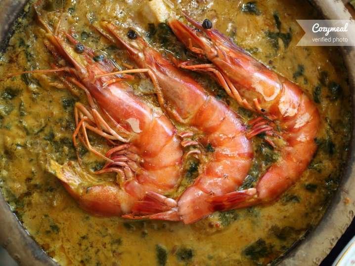 Shrimp a La Plancha