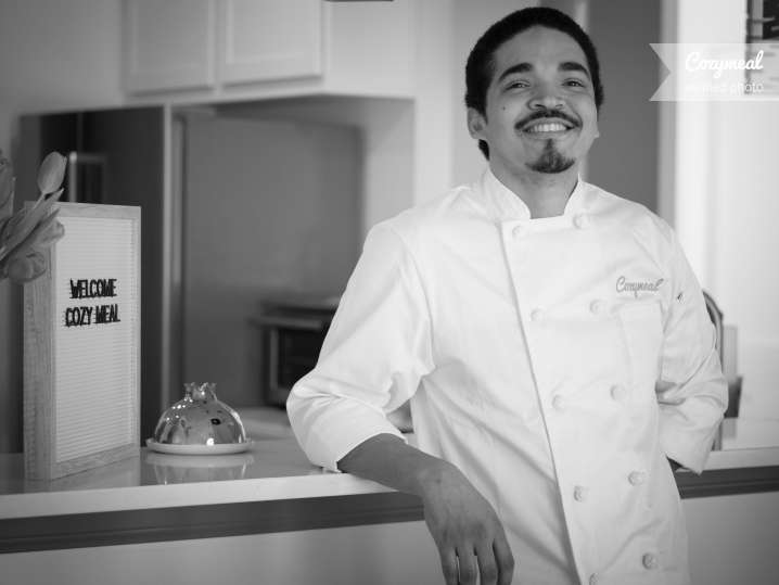Chef Bryan