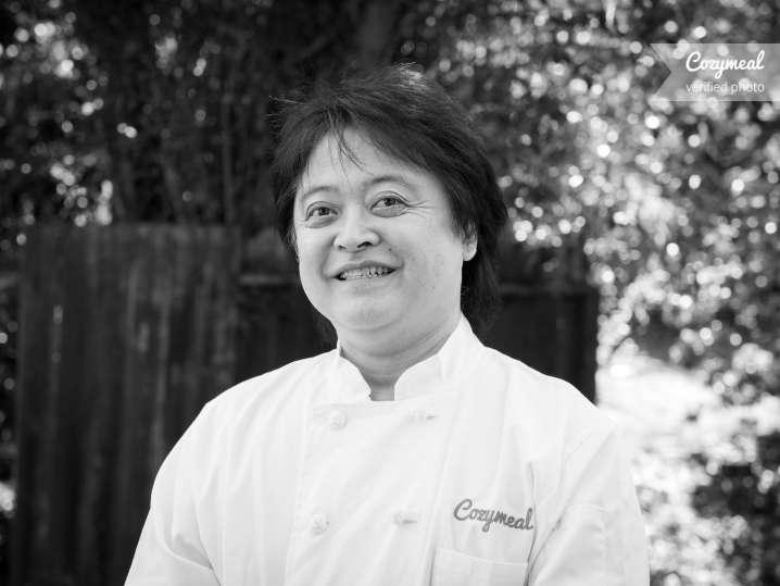 Chef Shinya