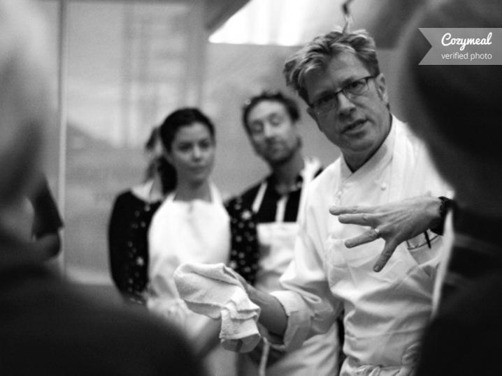 chef eric cooking school