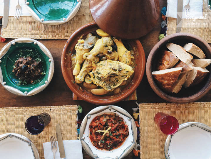 Moroccan Cooking Class in LA