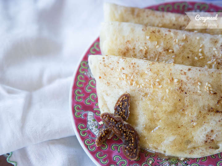 Moroccan Crepes