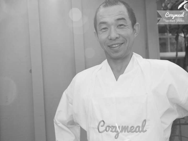 cozymeal chef taka