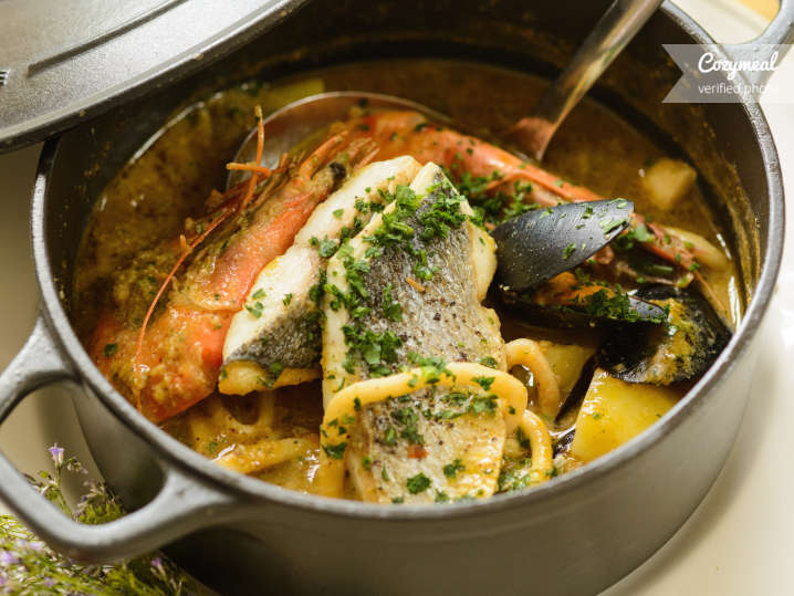 Cooking class southern french classics san francisco for French fish stew