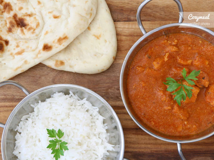 indian curry homemade tikka masala