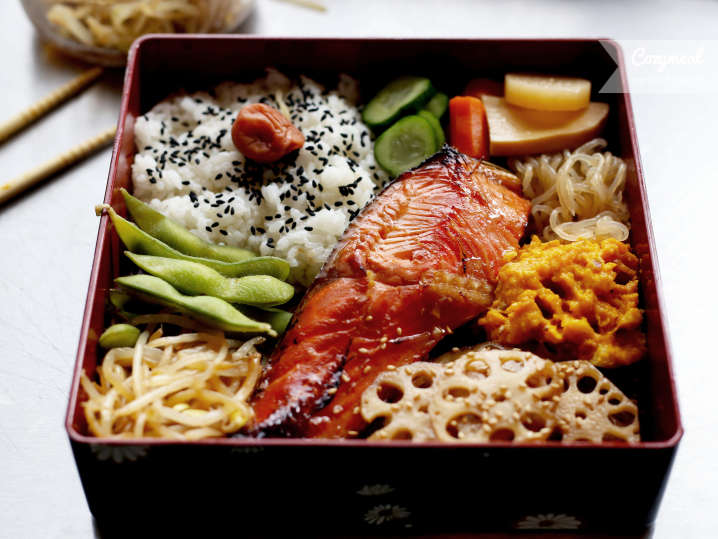 cooking class japanese bento box traveling chef cozymeal. Black Bedroom Furniture Sets. Home Design Ideas