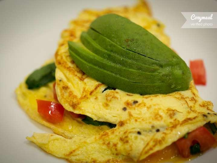 omelete bar