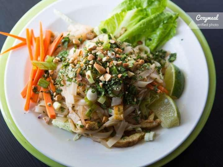 pad thai chef janice