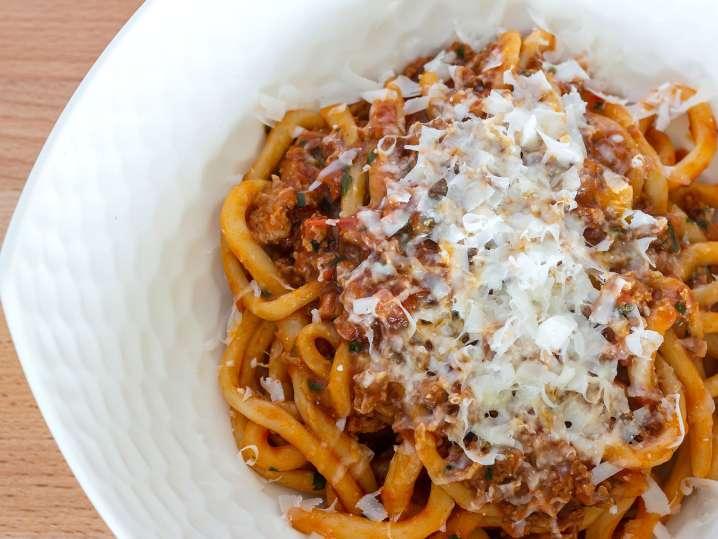 Basic Homemade Pasta