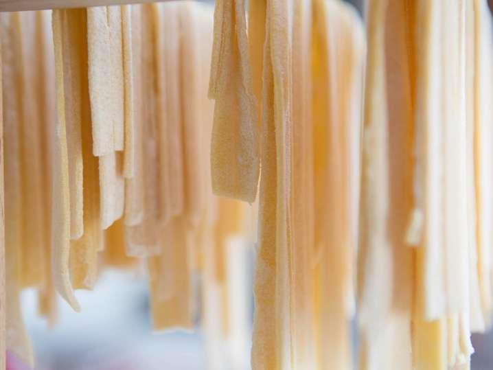 Authentic Handmade Pasta