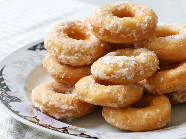 Donuts From Scratch