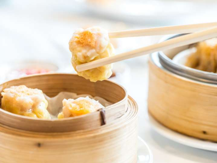 Cantonese Steamed Dumplings