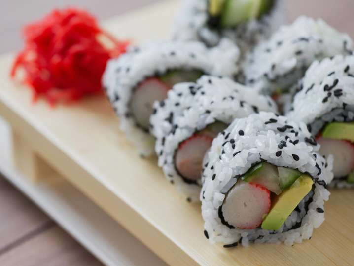 Sushi From Scratch