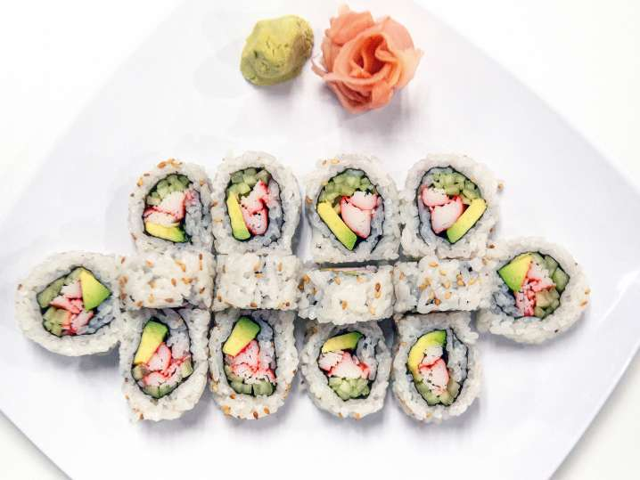 Japanese Sushi From Scratch