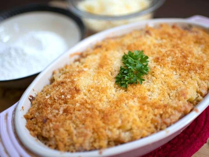 Gourmet Macaroni and Cheese