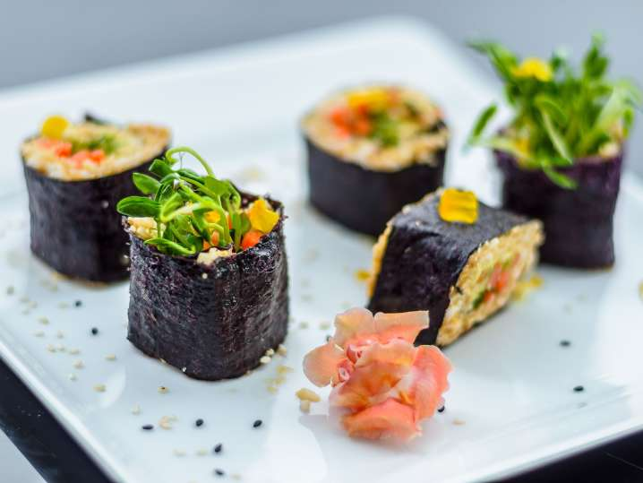 Fort Lauderdale - sushi rolls with variety of vegetables.jpg