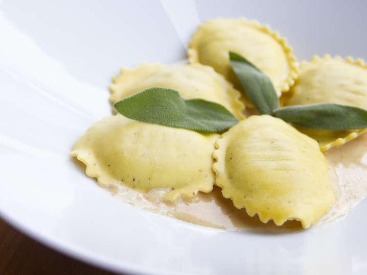 Rustic Italian Ravioli