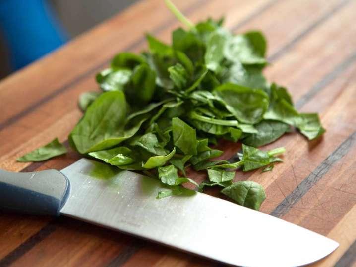 Sacramento - chopping spinach for thai ramen.jpg