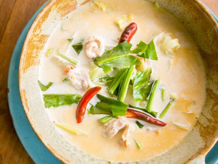 Ramen Noodles With a Thai Twist