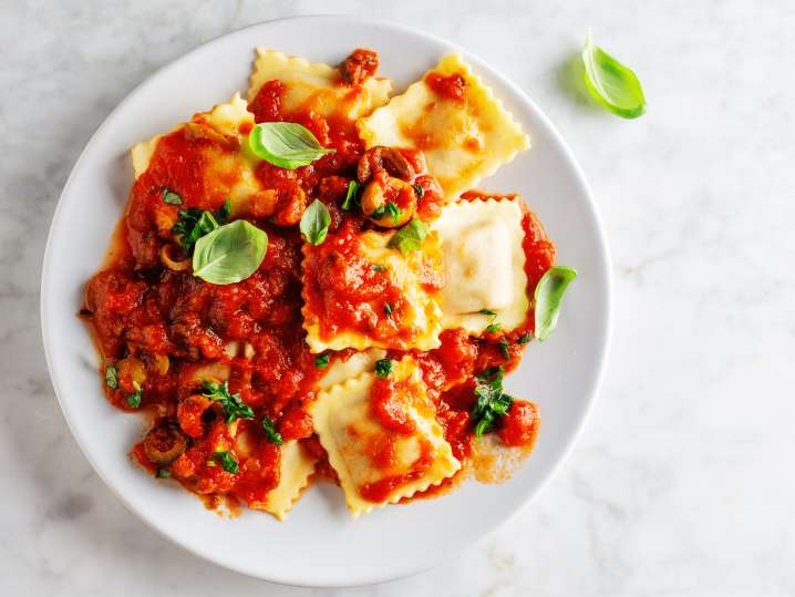 Stuffed Pasta From Scratch