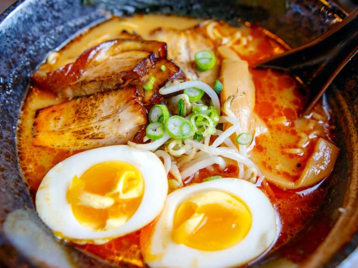 Authentic Japanese Ramen