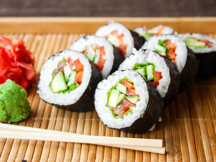 Sushi Made Simple