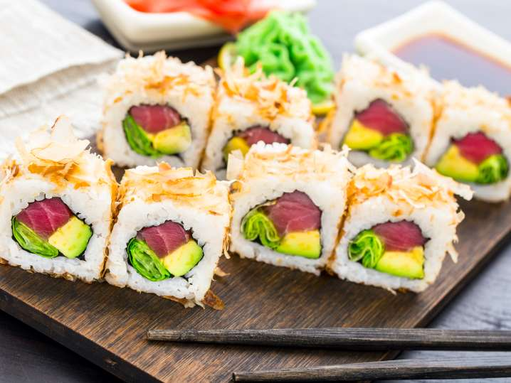 Gourmet Sushi From Scratch