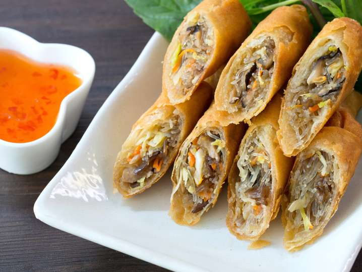 Assorted Spring Rolls