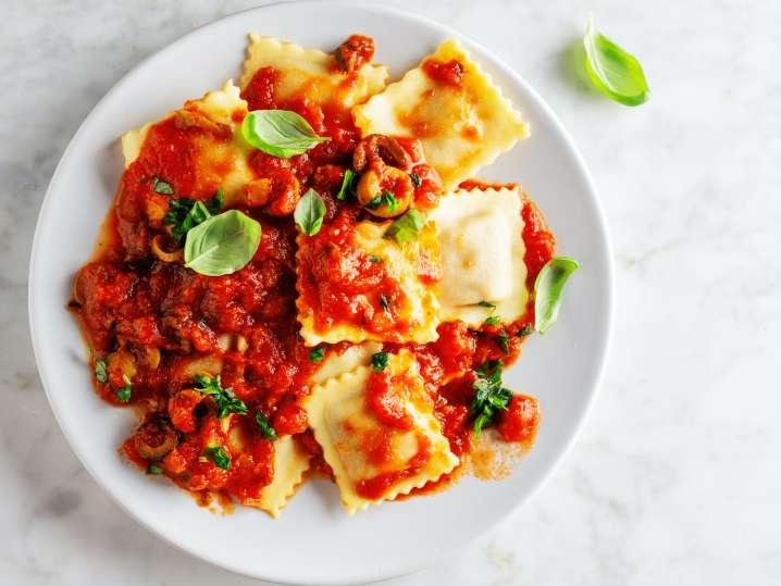 Handmade Italian Ravioli