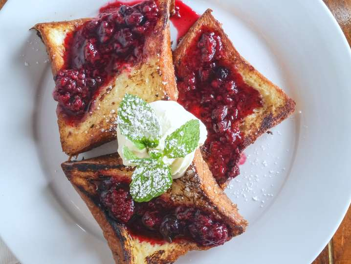 French Toast Brunch