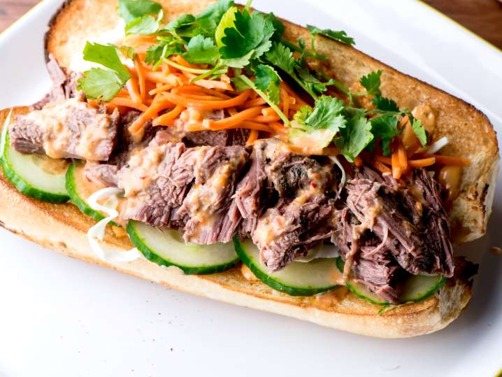 Intro to Vietnamese Banh Mi