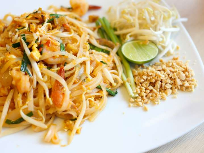 Pad Thai From Scratch