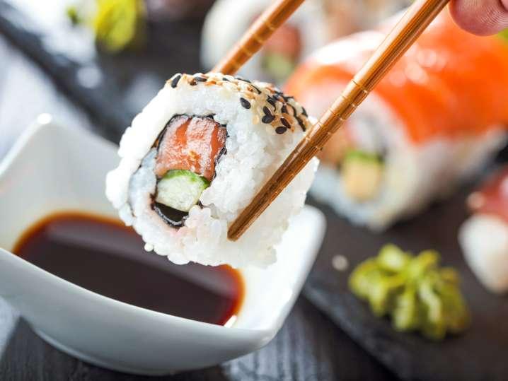 Simple Sushi Making