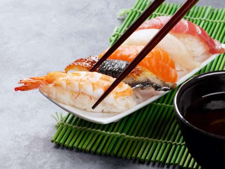 The Art of Handmade Sushi