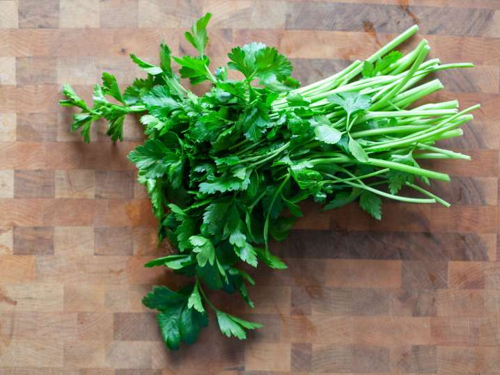 Las Vegas - fresh parsley.jpg