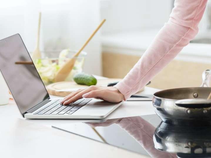 Atlanta - person taking an online cooking class.jpg