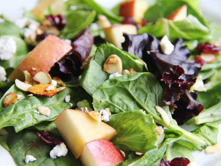 Kale Apple Salad | Classpop