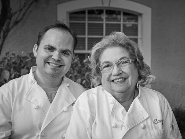 Chef Michael and Iris   Classpop