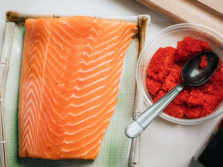 fresh salmon | Classpop