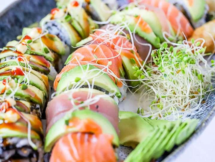 Popular Sushi Rolls