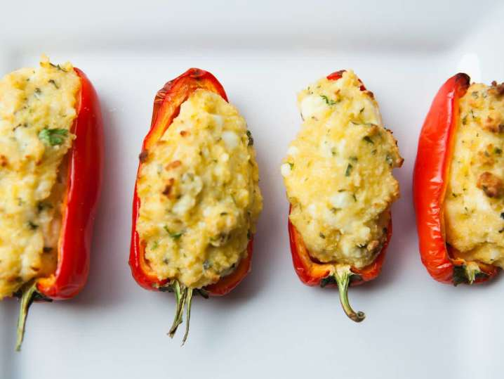 Sweet Bell Peppers Bites | Classpop