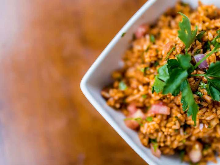 Chili Rice | Classpop