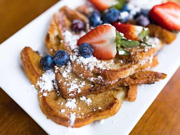 Sweet and Savory Breakfast Favorites